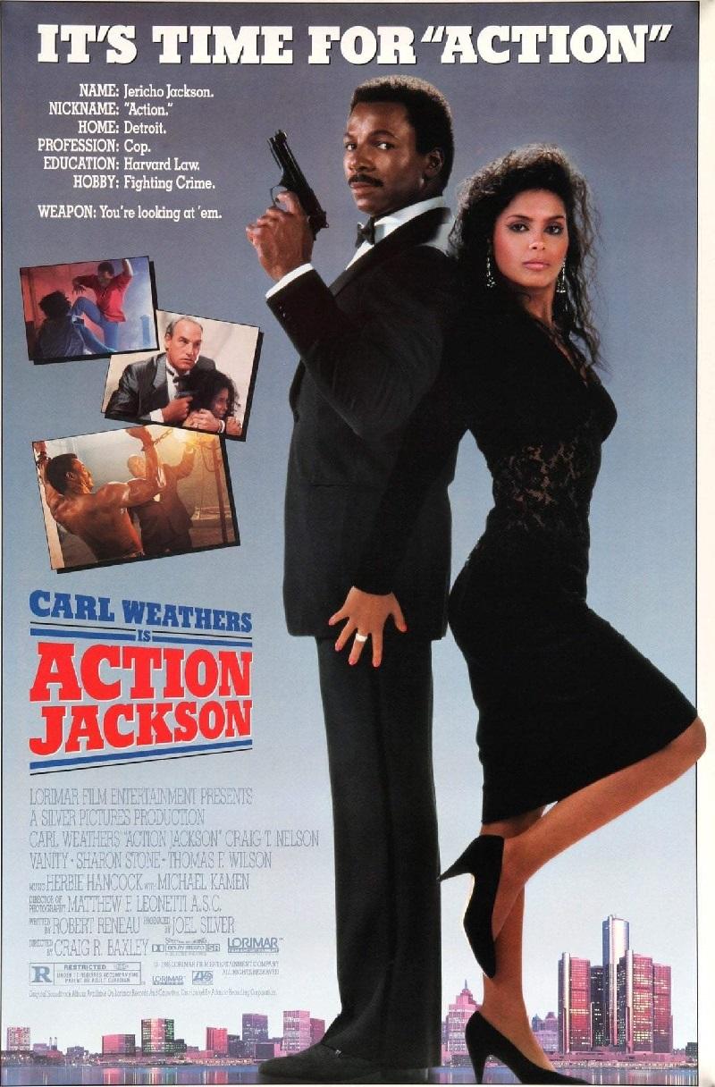 Action Jackson kapak