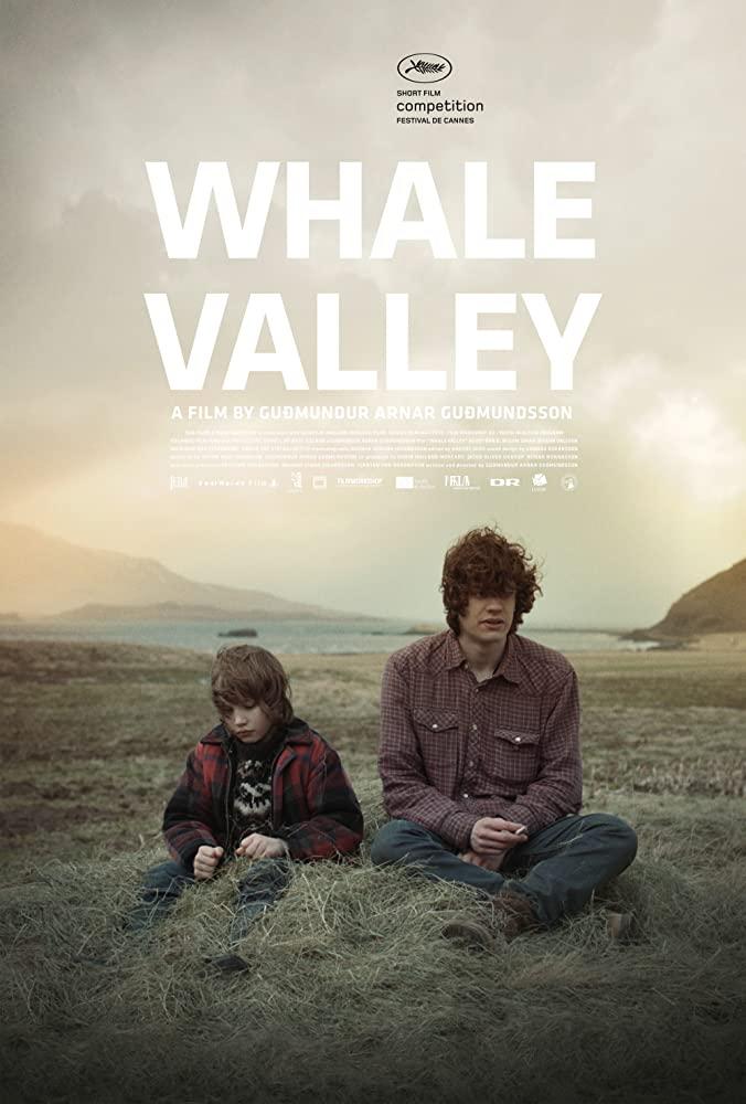 Whale Valley kapak