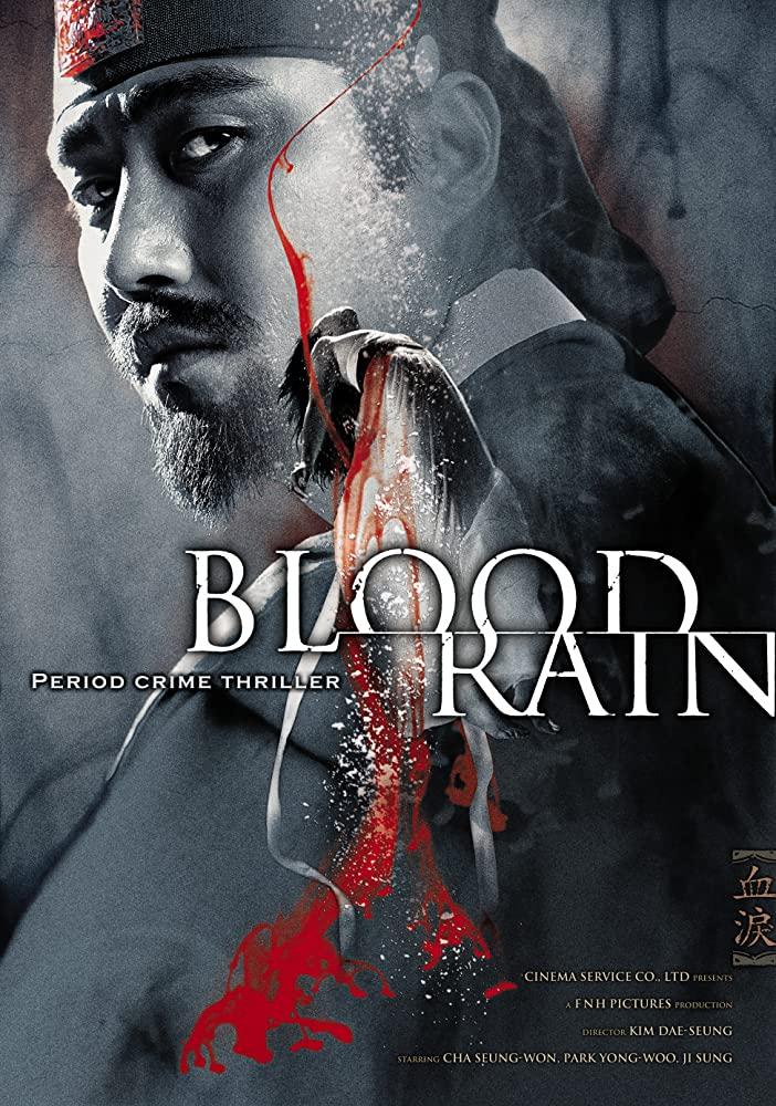 Blood Rain kapak