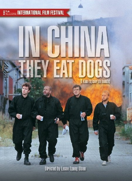 In China They Eat Dogs kapak