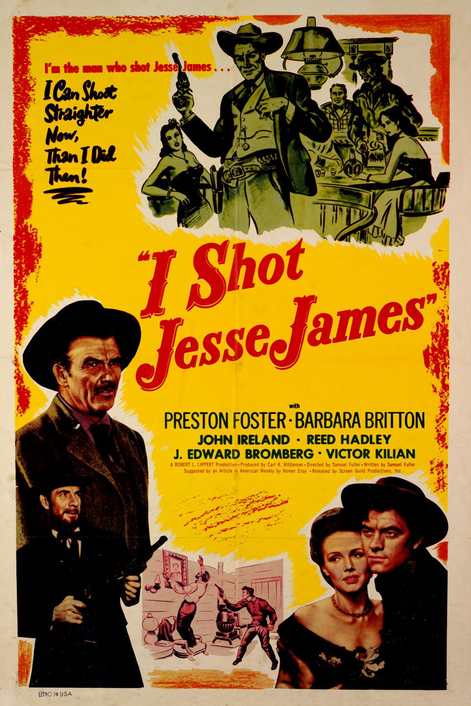 I Shot Jesse James kapak