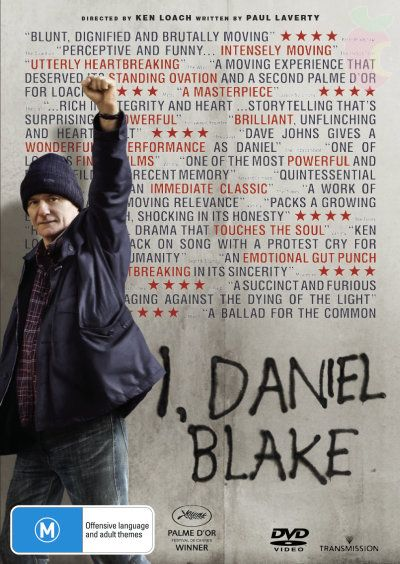 I, Daniel Blake kapak