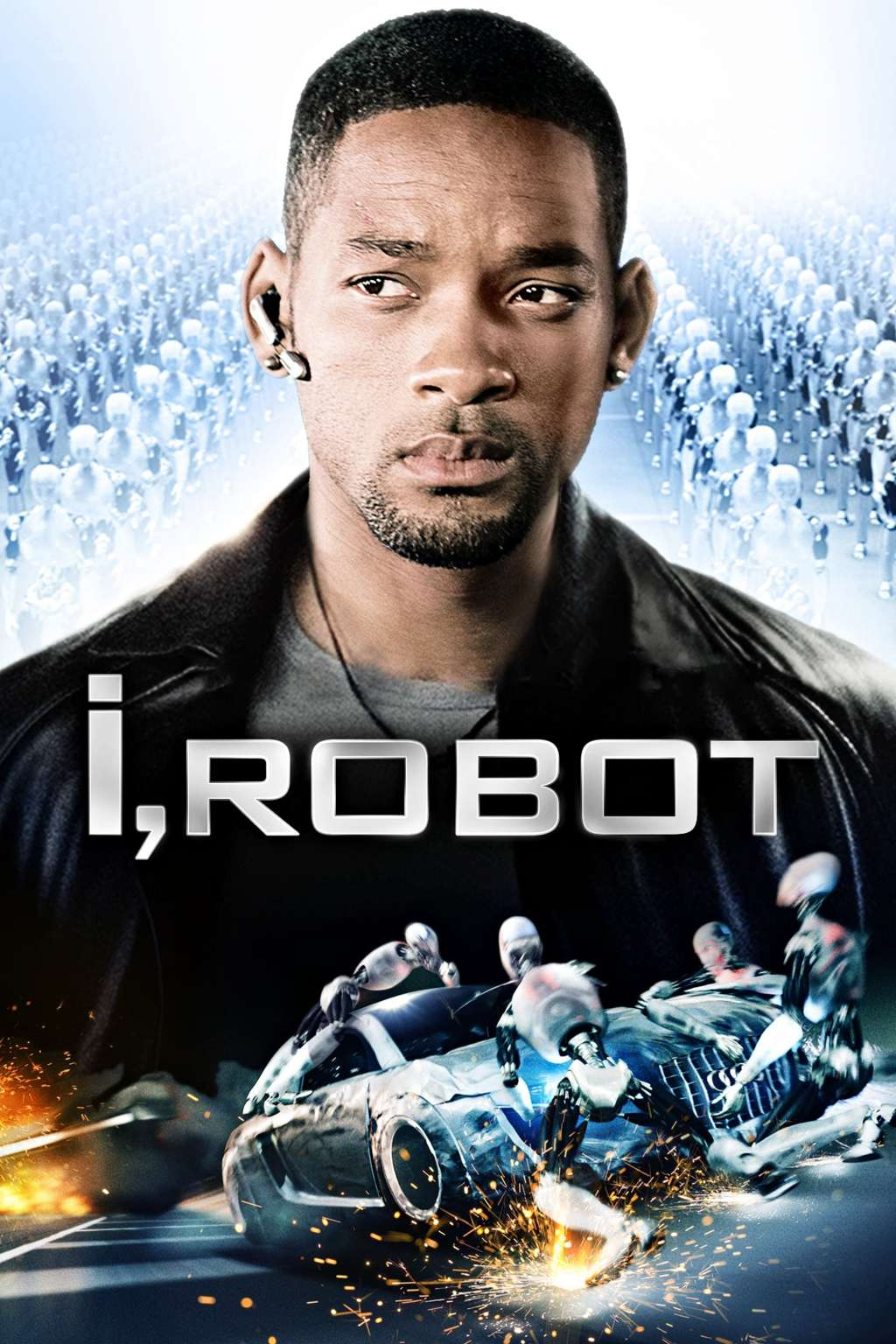 I, Robot kapak