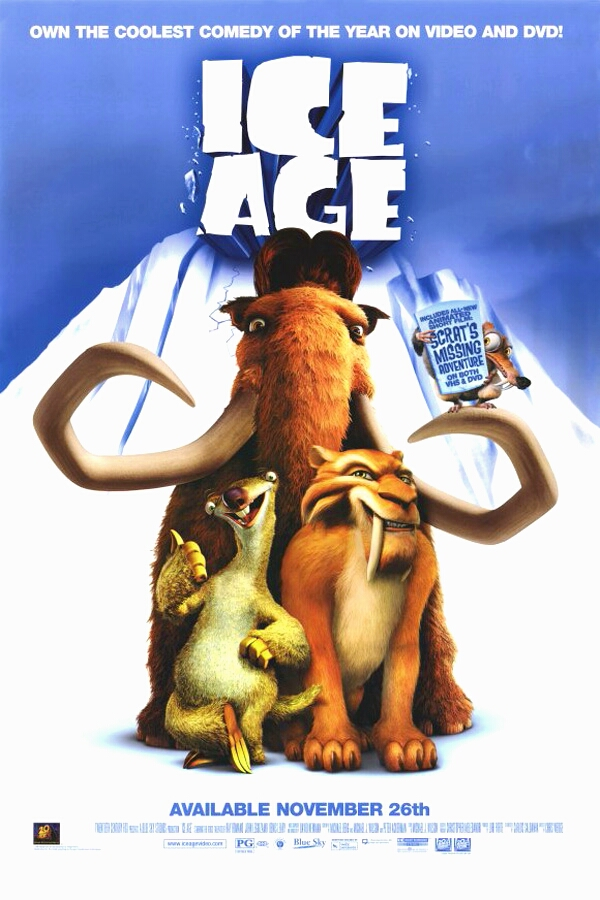 Ice Age kapak