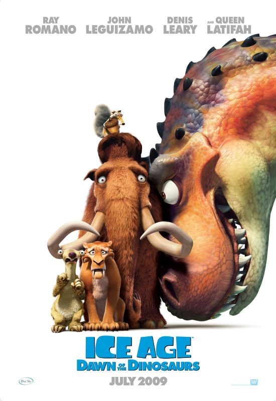 Ice Age: Dawn of the Dinosaurs kapak