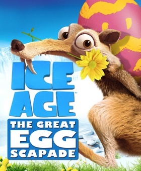 Ice Age: The Great Egg-Scapade kapak