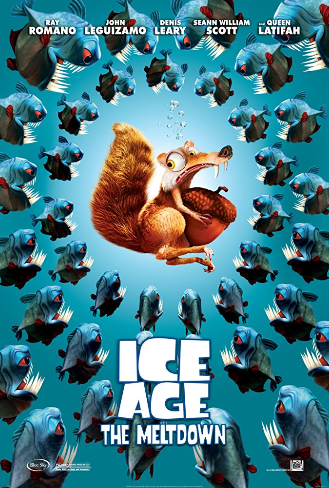 Ice Age: The Meltdown kapak