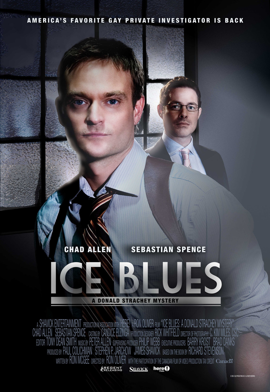 Ice Blues kapak