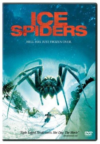 Ice Spiders kapak