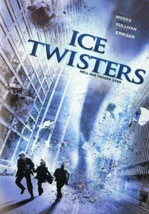 Ice Twisters kapak