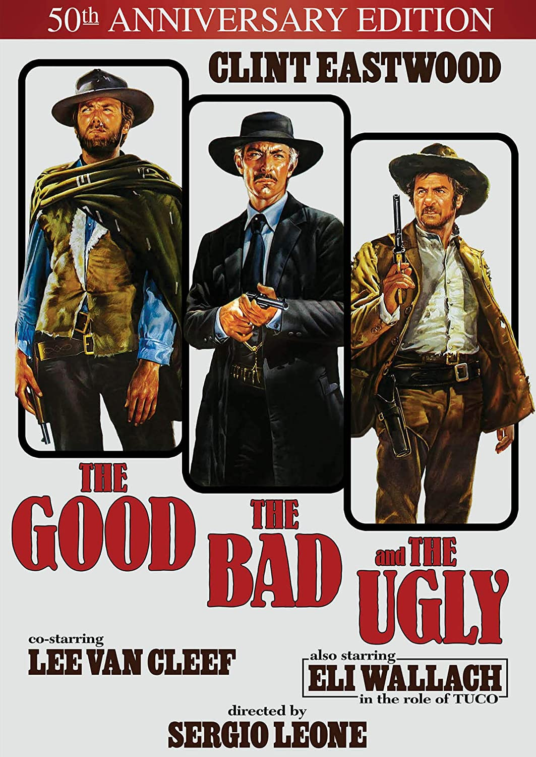 The Good, the Bad and the Ugly kapak