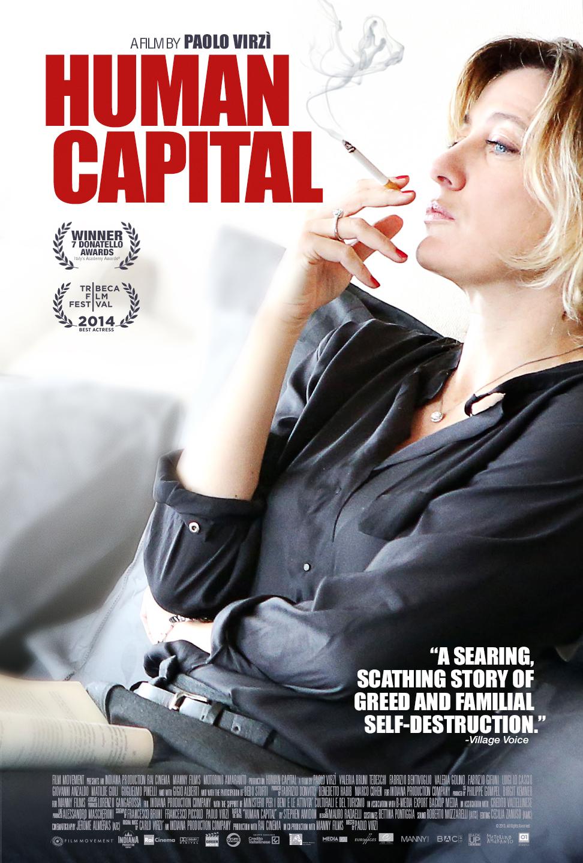 Human Capital kapak