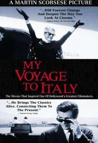 My Voyage to Italy kapak