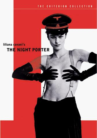 The Night Porter kapak