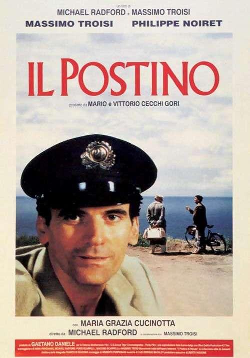 The Postman kapak