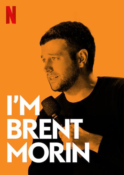 Brent Morin: I'm Brent Morin kapak