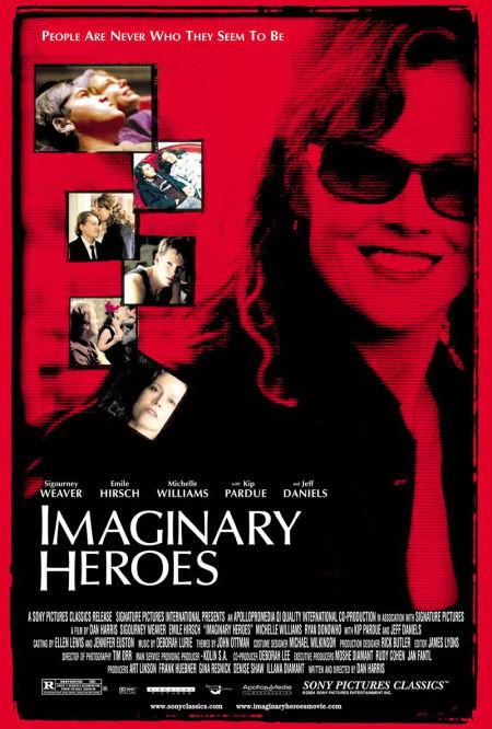 Imaginary Heroes kapak