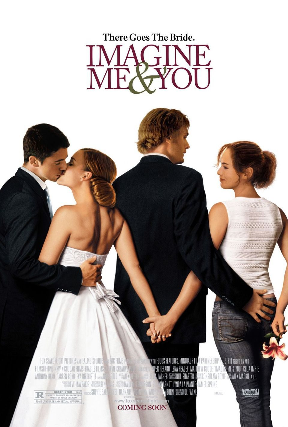 Imagine Me & You kapak