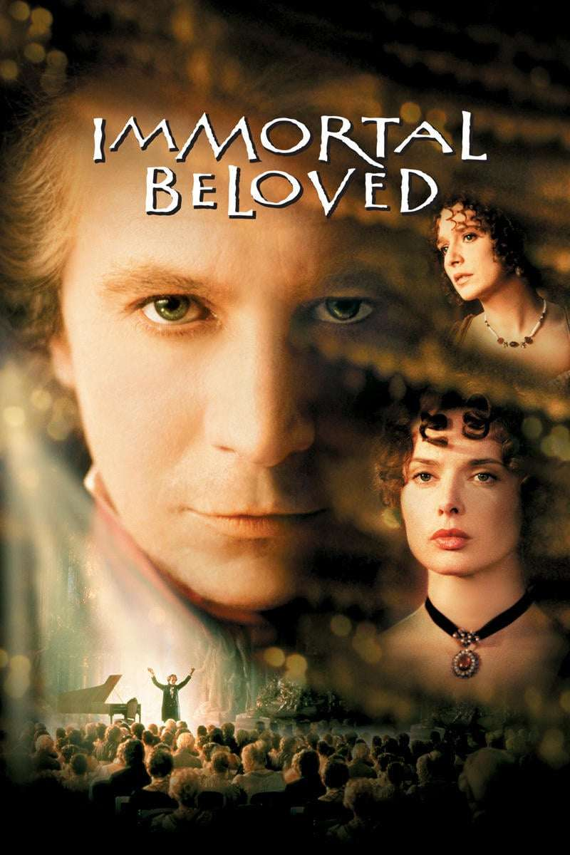 Immortal Beloved kapak