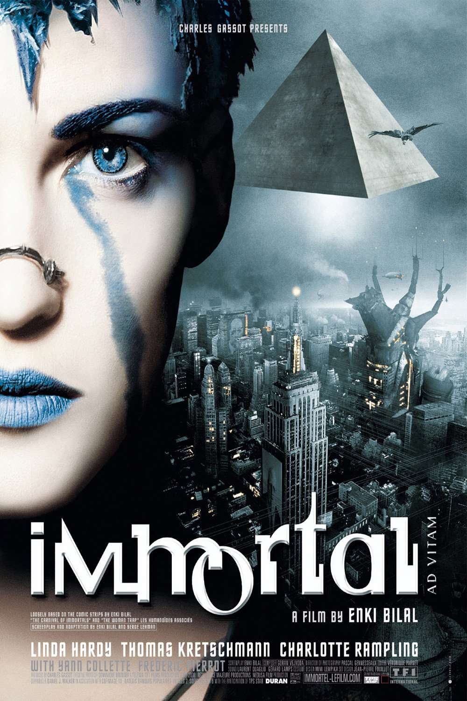 Immortal kapak
