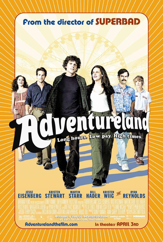 Adventureland kapak