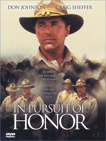 In Pursuit of Honor kapak