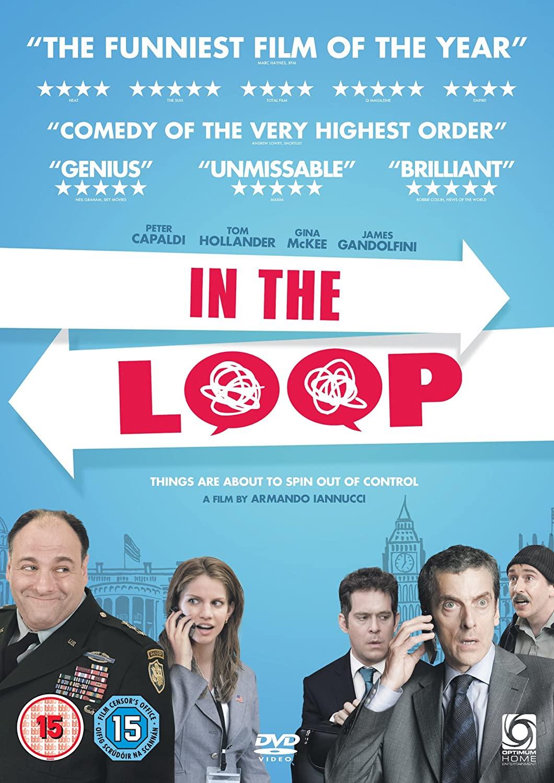 In the Loop kapak