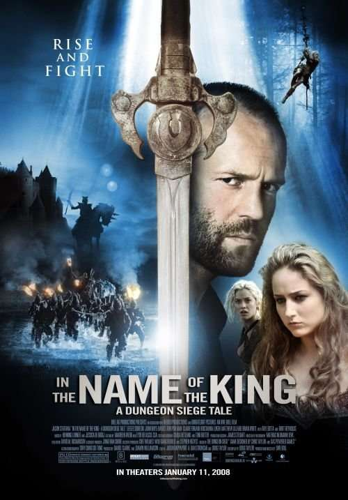 In the Name of the King: A Dungeon Siege Tale kapak