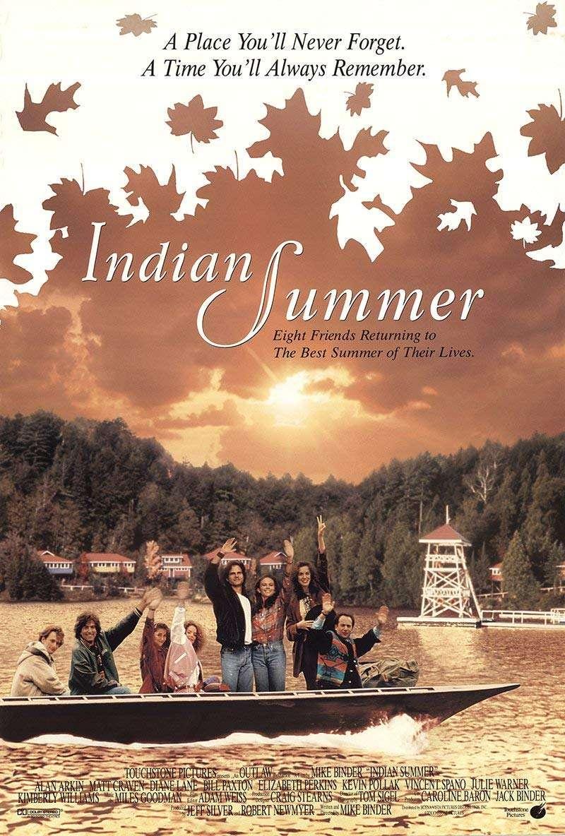 Indian Summer kapak
