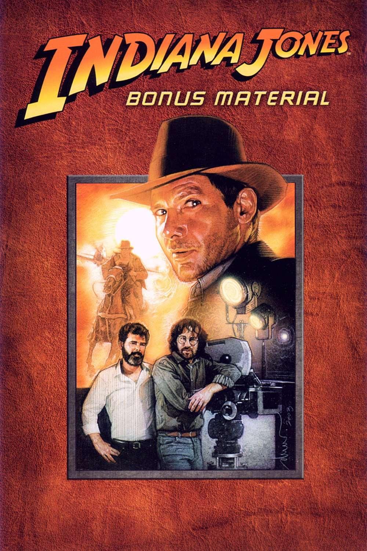 Indiana Jones: Making the Trilogy kapak