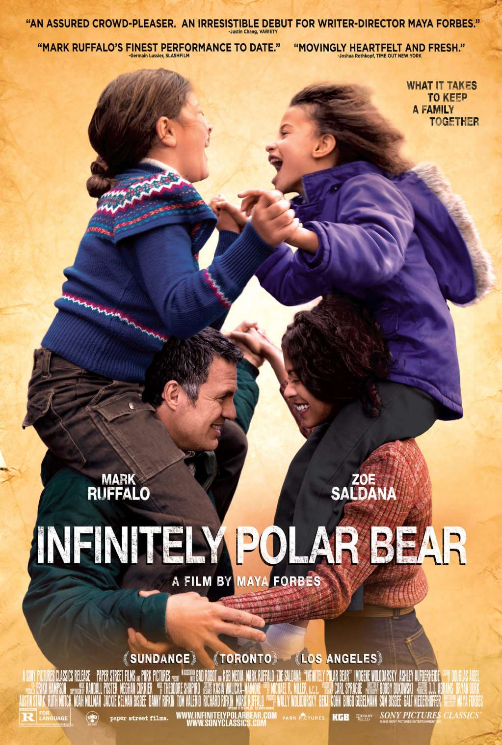 Infinitely Polar Bear kapak
