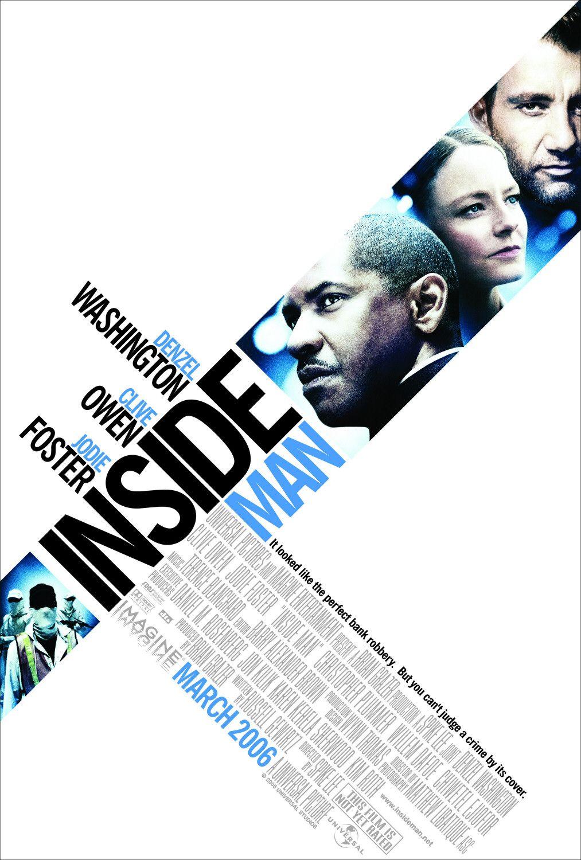 Inside Man kapak
