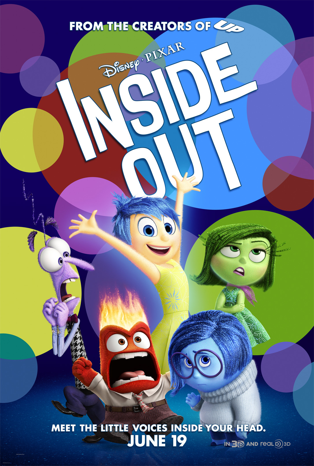 Inside Out kapak