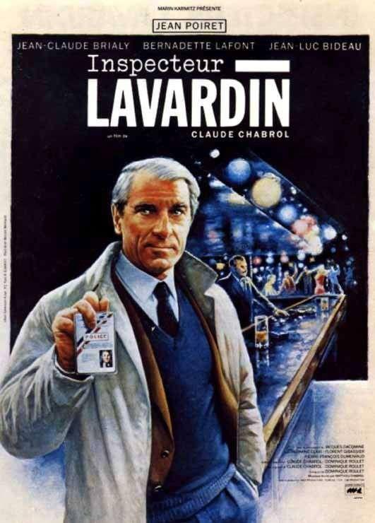 Inspector Lavardin kapak