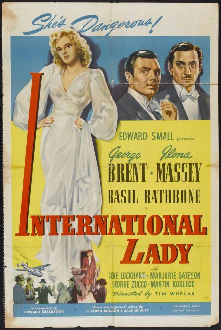 International Lady kapak