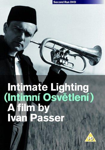 Intimate Lighting kapak
