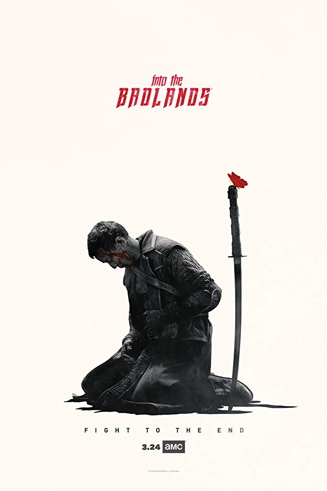 Into the Badlands kapak