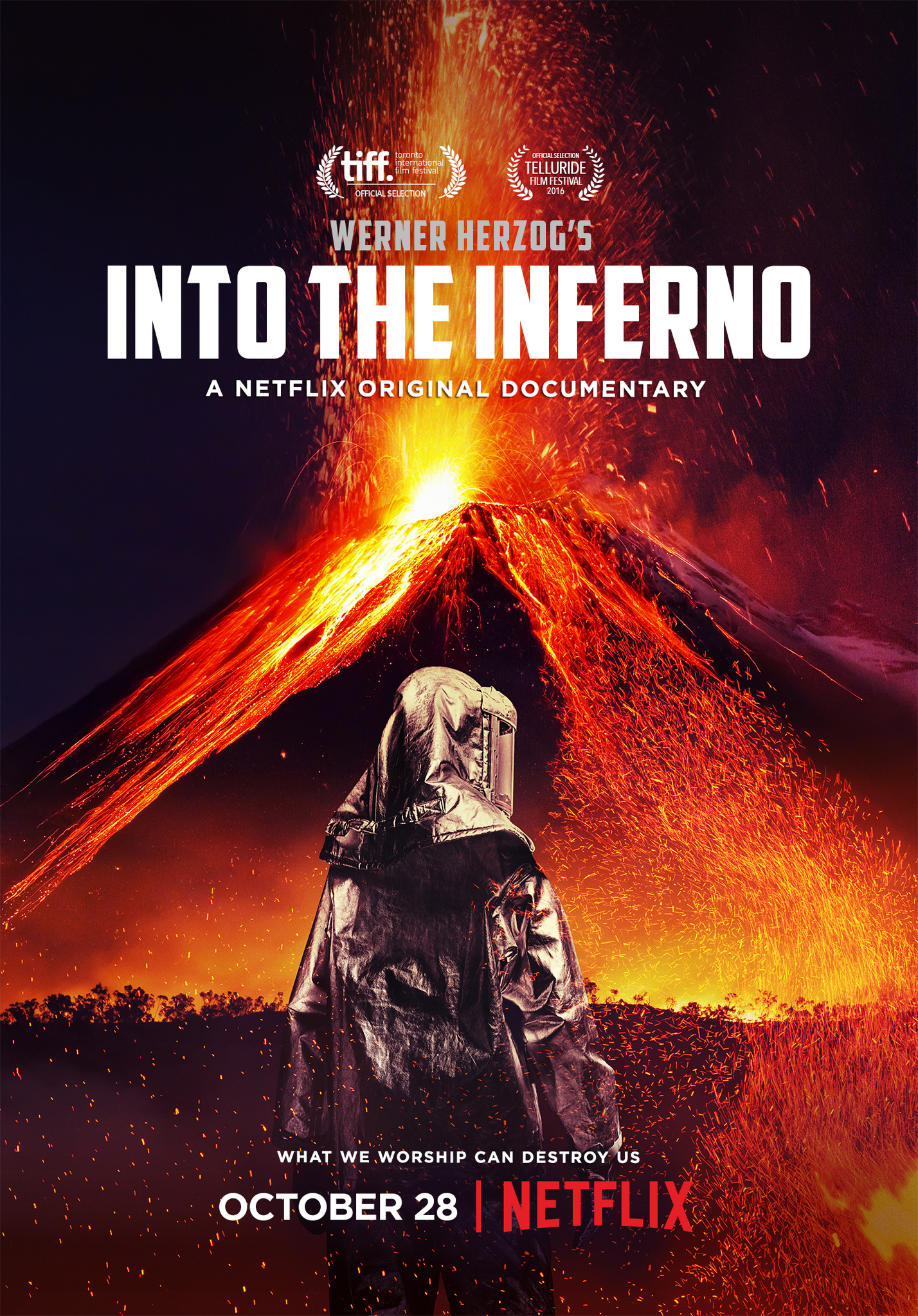 Into the Inferno kapak
