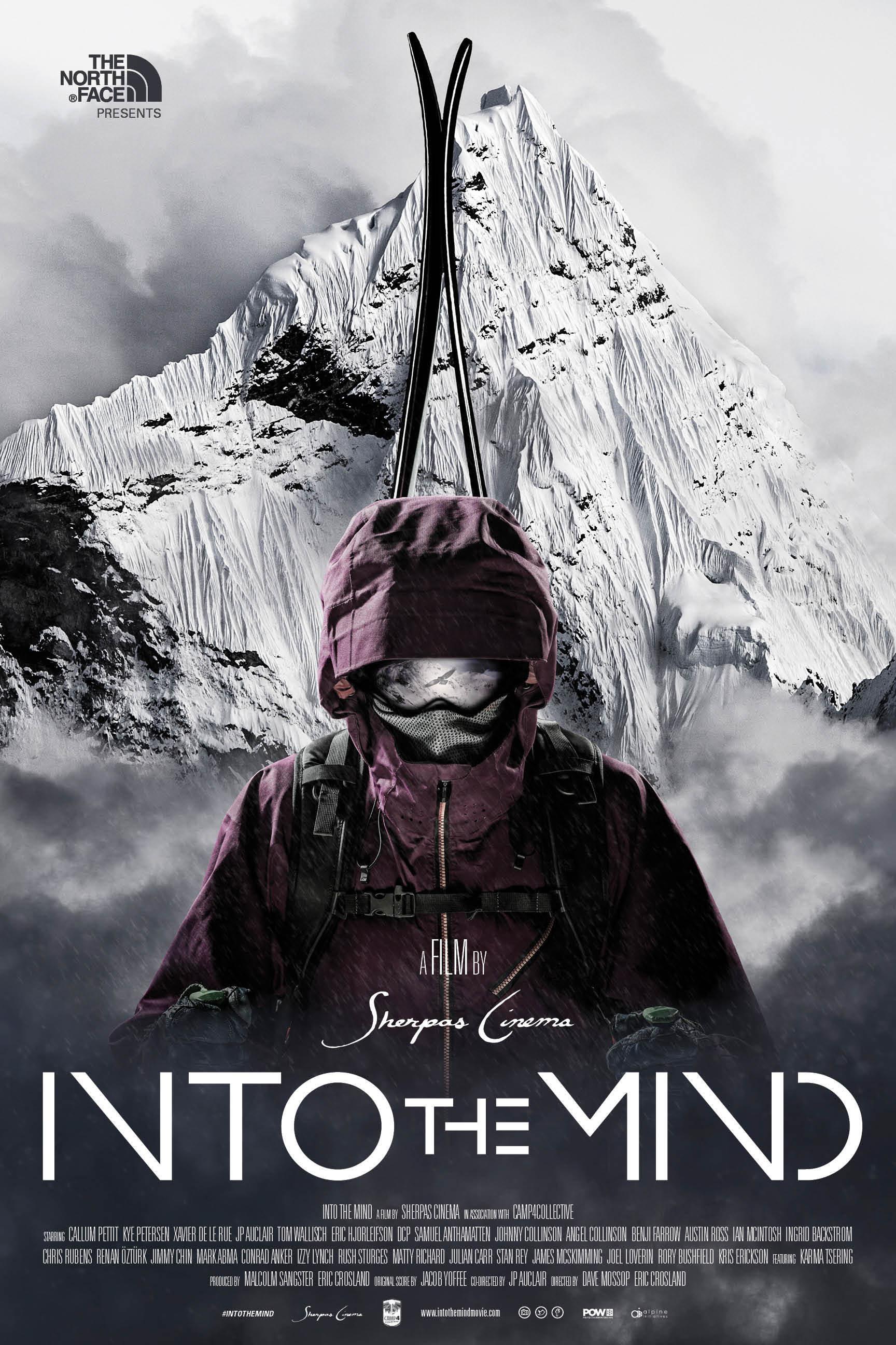 Into the Mind kapak