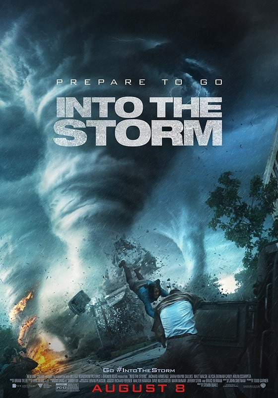 Into the Storm kapak