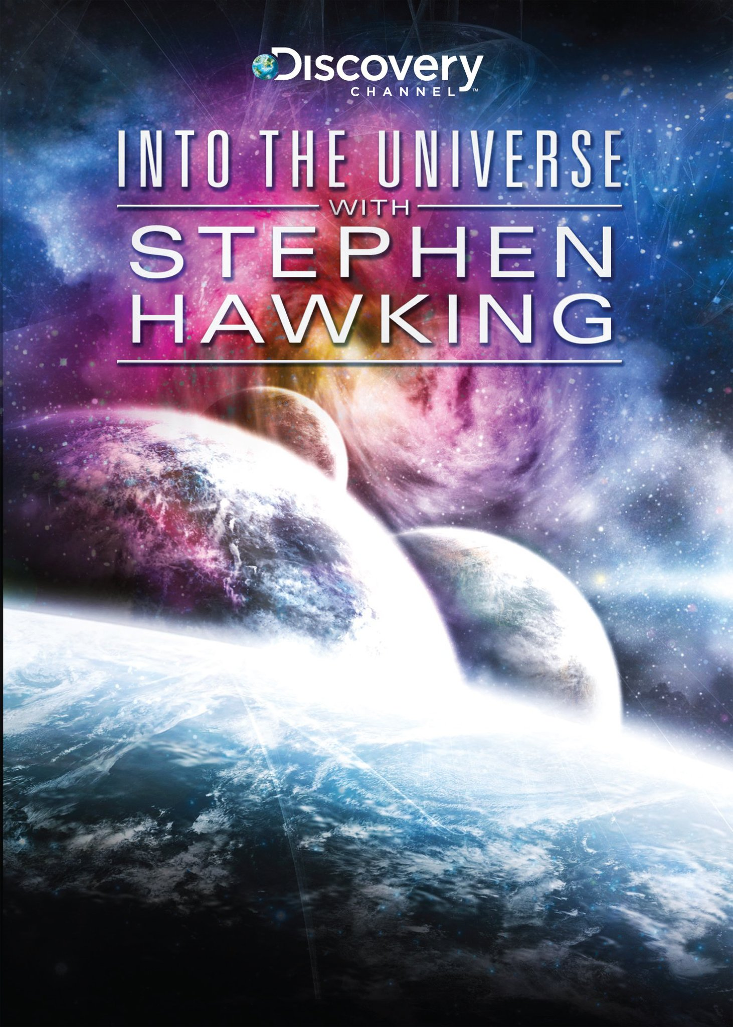 Into the Universe with Stephen Hawking kapak