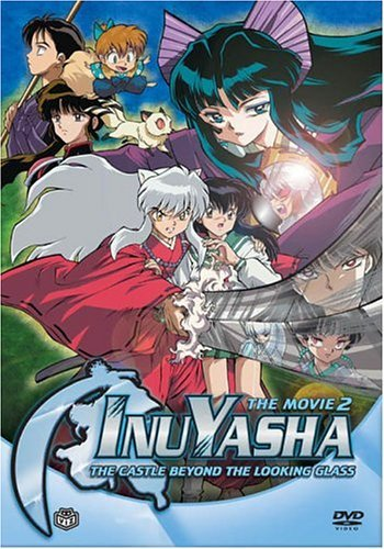 InuYasha the Movie 2: The Castle Beyond the Looking Glass kapak
