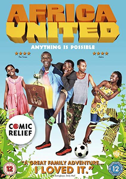 Africa United kapak