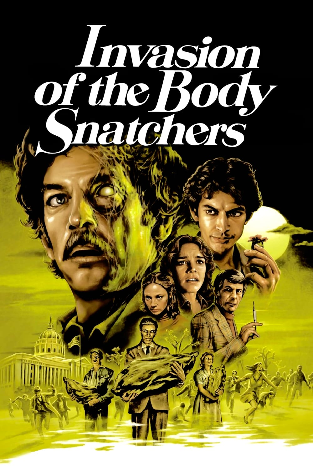 Invasion of the Body Snatchers kapak