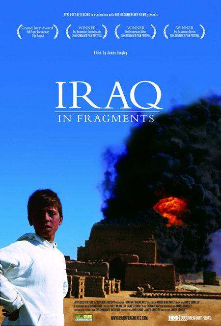 Iraq in Fragments kapak