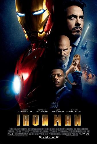 Iron Man kapak