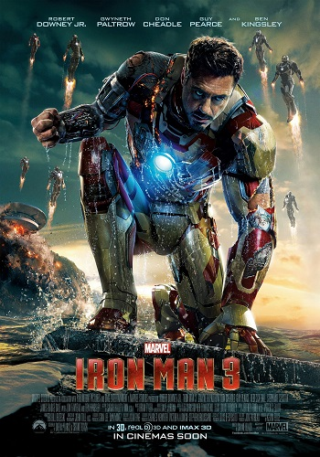Iron Man 3 kapak