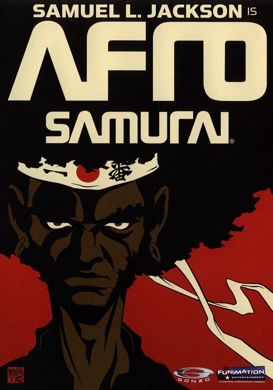 Afro Samurai kapak