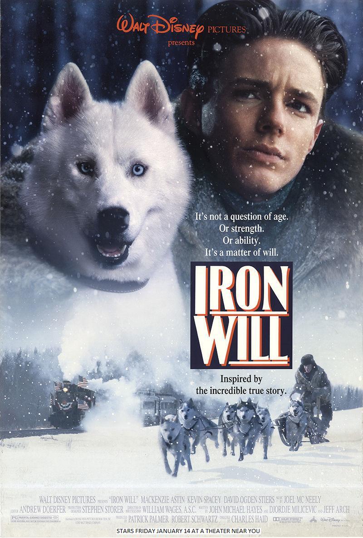 Iron Will kapak