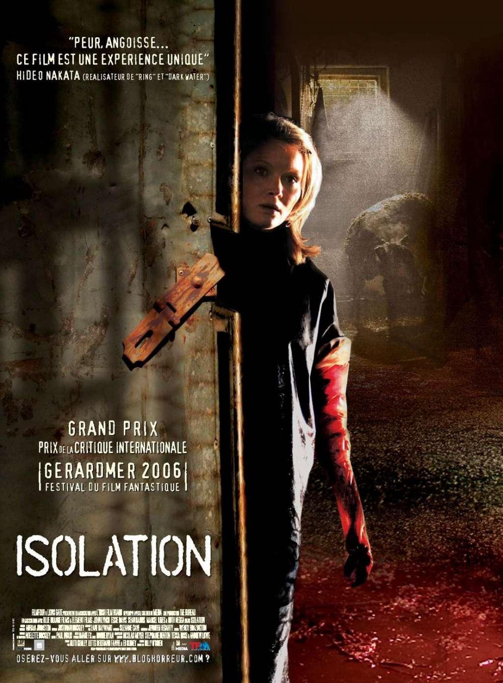 Isolation kapak